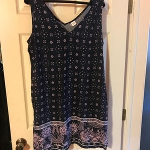 Gap Sheath Dress